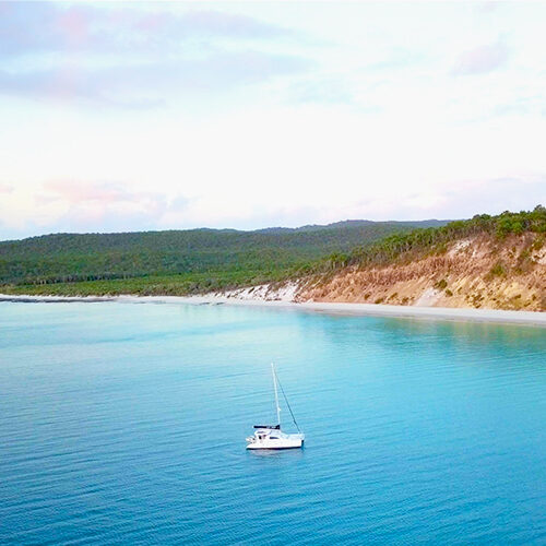 Yacht Hire Hervey Bay