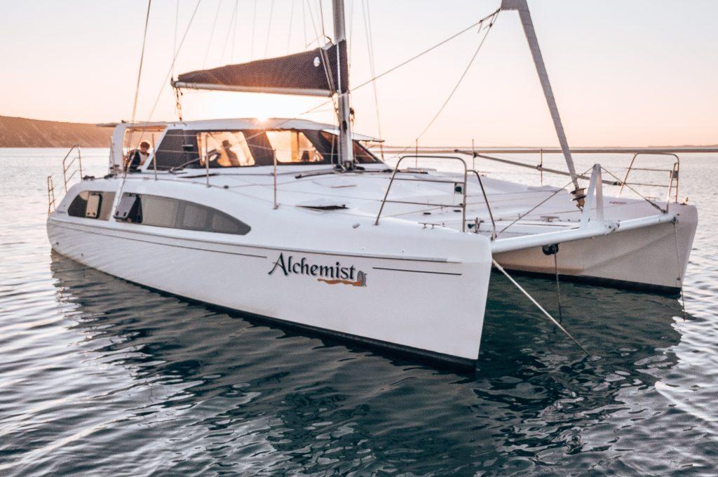 Sweet Escape Yacht Charters Seawind 1160