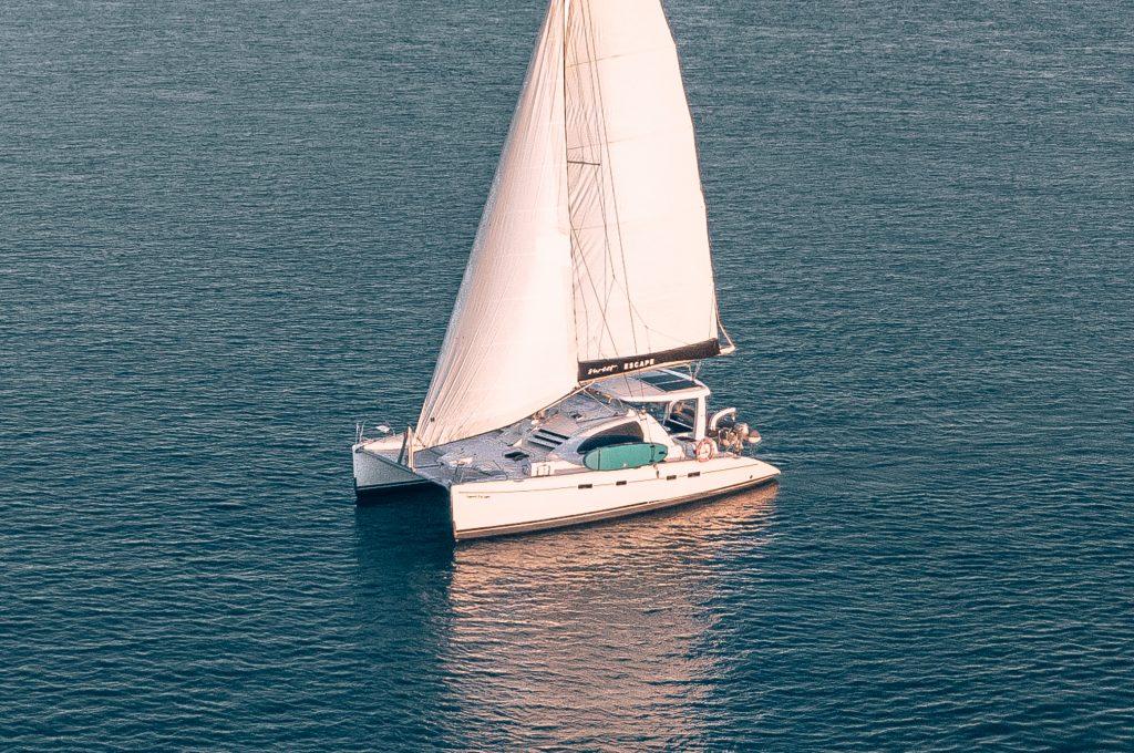Sweet Escape Yacht Charters Fleet