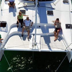 Seawind 1160- Alchemist- Out on The Bow