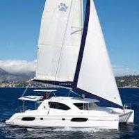 Leopard 44 Sailing