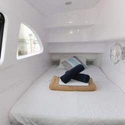 Seawind1160 aft cabin